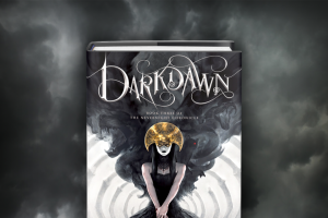 St Martin's Press – Signed Darkdawn – Win one hardcover copy of DARKDAWN by Jay Kristoff signed by the author