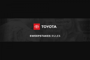 Us Chamber Of Commerce Foundation – Hiring Our Heroes Toyota – Win Vehicle One Prize Vehicle will be provided to one Winner as follows one current year Toyota vehicle with a MSRP of $40915.00.