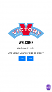 Victory Brewing – Flip Flop Nation – Win consist of between six (6) and eight (8) pairs of tickets to MLB games in the winners hometown or city nearest winner's home town featuring a MLB team