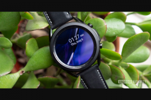 Android Authority – Samsung Galaxy Watch 3 International Giveaway Sweepstakes