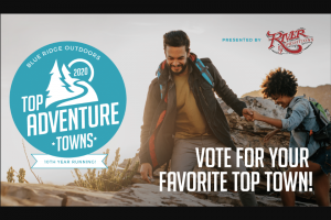 Blue Ridge Outdoors – 2020 Top Adventure Towns Contest Sweepstakes