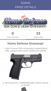 Brand Avalanche Media – Home Defense $3k Giveaway Sweepstakes
