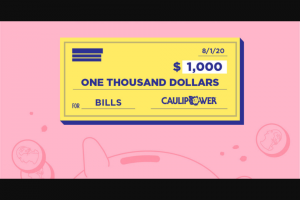 Caulipower – Pay Your August Bills – Win twenty-four (24) FREE CAULIPOWER product coupons