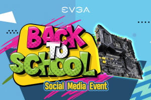 EVGA – Back To School Social Media Event Sweepstakes