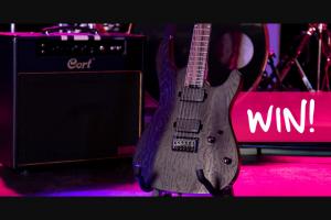 Fishman – Cort Kx500 Etched Guitar – Win Cort KX500 Etched guitar