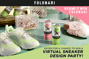 Frederick Wildman & Sons – Kick It With Folonari – Win a virtual design party inclusive of catered food