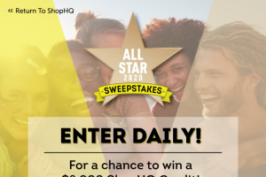 Imedia – Shophq All Star – Win one $2000 ShopHQ Credit