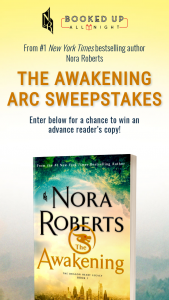 Macmillan – The Awakening Arc – Win one ARC of THE AWAKENING by Nora Roberts