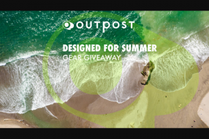 Outpost Trading Company – Designed For Summer Giveaway – Win a prize pack from Helinox that includes the the Chair One Home XL ($350) the Table One Home ($140) and cup holders ($24).
