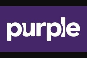 Purple – Kids Back To Sleep Week Giveaway Sweepstakes