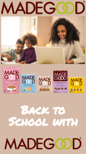 Riverside Natural Foods Madegood – Back To School With Madegood Sweepstakes