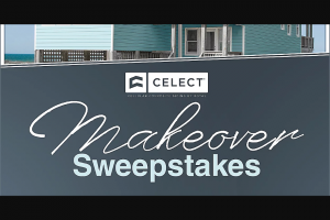 Southern Living – Celect Canvas Beach Home Makeover – Win [1] Up to a $40000 Beach Home Makeover from Royal Building Products