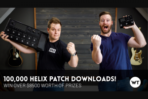 Worship Tutorials  Line 6 – 100000 Helix Patch Downloads Give-Away Sweepstakes