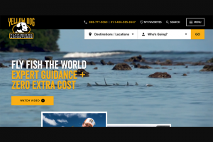 Yellow Dog Flyfishing – Summer Giveaway – Win fly fishing trip for one person to Alphonse Atoll in the Seychelles from May 1-8th