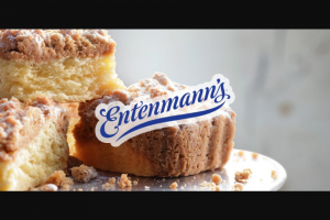 Bimbo Bakeries Entenmann – Mini Acts Of Kindness – Win $500.00 awarded in the form of a check