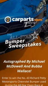 Carpartscom – All-Star Bumper Sweepstakes
