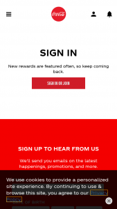 Coca-Cola – Powerade More Power For Your Power Sweepstakes