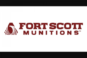 Fort Scott Munition – End Of Summer Giveaway Sweepstakes