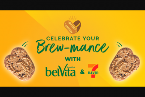 Mondelez Global – Start A Belvita Brew-Mance Instant Win Game Sweepstakes