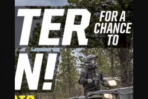 Rockstar Energy – Royal Farms Polaris Sportsman 570 – Win One Polaris Sportsman 570 ARV $6899.00.