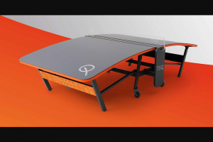 Soccercom – Teqball Table Giveaway – Win One Teqball Smart Table