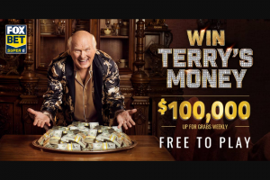 Tsg Fox Bet Super 6 – Win Terry's Money Sweepstakes