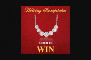 Ashi Diamonds – Holiday – Win a 3/4 Ctw Lovebright Diamond Necklace