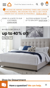 Ashley Homestore – Home Team – Win $4000 in Ashley HomeStore product (in retail value) which can be used towards creating a fan-cave fit for a champion