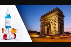 Atout France – La Roche-Posay Sweepstakes