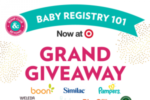 Bump Club And Beyond – Dream Baby Registry Giveaway Sweepstakes
