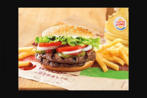 Burger King – Bk Ps5 Instant Win Sweepstakes
