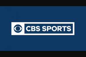 CBS Interactive – Unilver Together We Fan – Win one (1) $100 CBS Sports Shop Gift Card and one (1) football autographed by Mark Ingram II (There is no certificate of authenticity available on autograph).