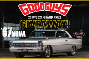 Goodguys – 1967 Chevrolet Nova – Win completed Goodguys 1967 Chevrolet Nova
