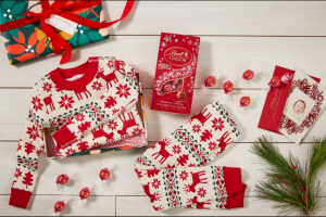 Lindt – Holiday Traditions Giveaway – Win win a medium