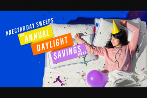 Nectar's – The Annual Sleep-In Sweepstakes