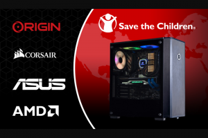 """Origin PC – Neuron Giveaway – Win (1) grand prize will be awarded to 1 winner only consisting of 1 ORIGIN PC NEURON gaming desktop (the """"Grand Prize"""") Total approximate retail value (""""ARV"""") of all Grand Prizes is $2200."""