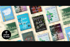 Penguin Random House – Favorite October Books – Win a bundle of EIGHT (8) Books published in October 2020 Memorial by Bryan Washington