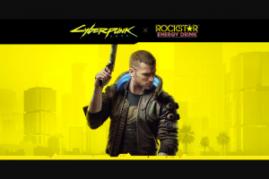 Rockstar – Cyberpunk 2077 – Win a cash payment in the amount necessary to pay or offset any income taxes applicable to the Prize (not to exceed $15000 USD).