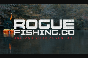 Rogue Fishing – Go Rogue Giveaway Sweepstakes