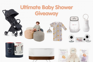 Tubby Todd – Ultimate Baby Shower Giveaway Sweepstakes