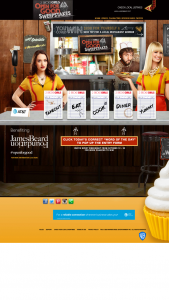 "Warner Bros – 2 Broke Girls Open For Good – Win the following ""National Prize""      One (1) payment of Two Hundred Dollars ($200.00) which may be awarded as cash"