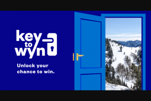 Wyndham – Key To Win Sweepstakes