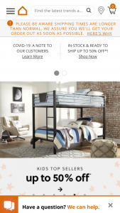 Ashley Homestores – Celebrate The Magic Of Home – Win $4000 in Ashley HomeStore product (in retail value) subject to Ashley HomeStore product availability