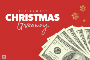 Dave Ramsey – Christmas Giveaway Sweepstakes