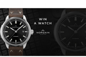 Worldtempus – Norqain Watch Giveaway Sweepstakes