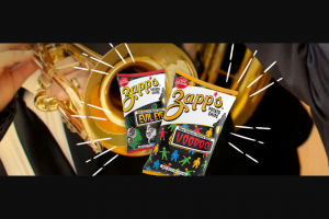 Zapp's  New Orleans – Roadtrip Giveaway – Win all Grand Prizes is $3100  the Zapp's® chips value