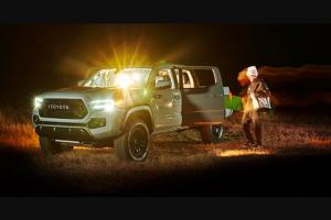 Burton Corporation – Toyota X Burton Sweepstakes