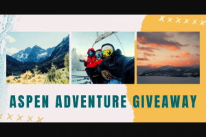 Dollar Flight Club – Aspen Adventure Giveaway Sweepstakes