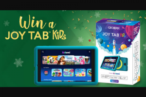 Kidomi – 2020 #winthejoyofplay Joy Tab Kids Giveaway Sweepstakes