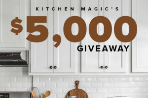 Kitchen Magic – 2020 $5000 Giveaway – Win the winner's choice from Kitchen Magic's product line and services